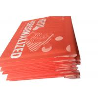 Buy cheap Red Custom Printed Kraft Bubble Mailer , Mailing Bubble  Envelopes product