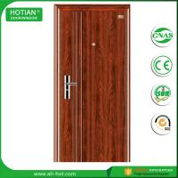 Buy cheap main entrance bullet proof steel security door product