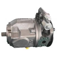 Buy cheap 3300 Rpm A10VSO18 Tandem Hydraulic Pump with SAE 2 hole UNC Inch Thread product