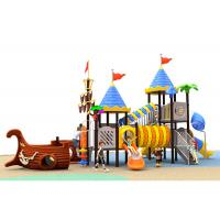 Buy cheap Custom Color Summer Plastic Playground Slide Outdoor For Rope Climbing product
