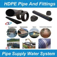 China pe hd rohr/pe gas pipe/hdpe pipe/hdpe rohr/poly pipe/tubo pead/hdpe pipe sizes on sale