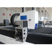 Buy cheap Heavy Duty Laser Pipe Cutting Machine , High Precision Laser Cutting Machine For Steel product