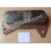 Buy cheap CATERPILLA 320C C9 Oil Cooler System , Heavy Engine Parts 11P Thickness product