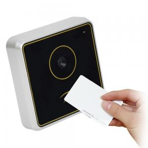 Buy cheap 1D 2D Wiegand QR Code Reader Access Control RFID Smart Card Reader product