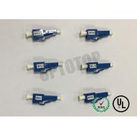 Buy cheap LC UPC or APC Polish Low PDL Fiber Optical Attenuator Low back refection , insertion loss product