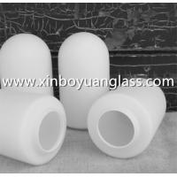 Quality Frosted matt milk white glass lamp shade pendant light for sale