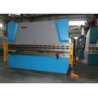 Buy cheap Durable NC Press Brake Machine Hand Operated Bending Machine European CE Standards product