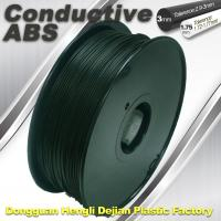 Buy cheap Markerbot ,  ABS Conductive 3D Printer Filament 1.75mm / 3.0 mm product