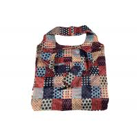 Buy cheap Foldable Reusable Shopping Bags , Personalized Cute Reusable Grocery Bags product