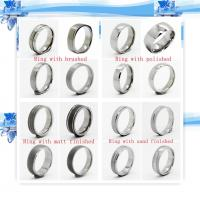 China Titanium wedding band,wedding ring on sale