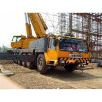 Buy cheap Used mobile crane liebherr ltm1200,liebherr used truck crane 200t from wholesalers