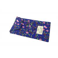 Buy cheap Fashion Polyester Reading Glasses Pouch Case Blue / Black / Yellow product