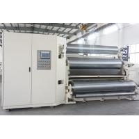 Buy cheap 2500mm Machine Width Single Facer Corrugating Machine For 2/3/5/7 Ply Production Line product