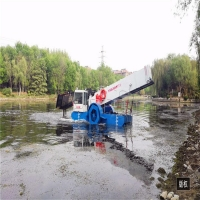 Buy cheap 1000m3 River Water Cleaning Machine product