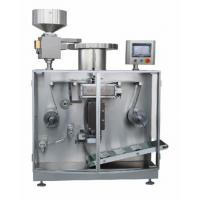 Quality High Speed Automatic Strip Packing Machine , Capsule / Tablet Packaging Machine PLC Controlled for sale