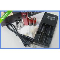 Buy cheap LCD Variable Voltage Ecig 14500 Battery Aluminum Black / Red from wholesalers