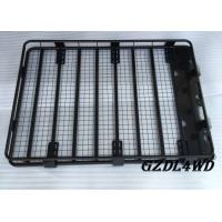 Buy cheap Heavy Duty 4runner Roof Rack System , Steel Powder Coating Car Top Carrier product