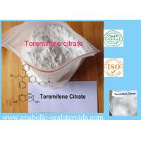 Buy cheap CAS 89778-27-8 Formidable Opponent To Breast Cancer Toremifene citrate Fareston product
