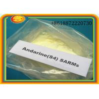 Buy cheap s4 99% purity Andarine( S-4)​ Muscle Building Sarms​ Cutting Cycle 401900-40-1​ S4 raw powder product