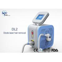 Buy cheap Professional Beauty 808nm Diode Laser soprano Hair Removal Machine With 808nm Diode Laser from wholesalers