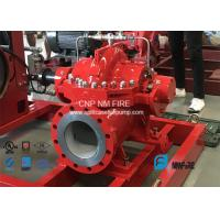Buy cheap High Precision 1000GPM Fire Fighting Pumps 370 Feet For Oil / Gas Industry product