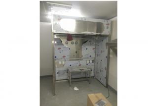 Buy cheap GMP Standard Weighing Booth With Class 100 Cleanliness Level product