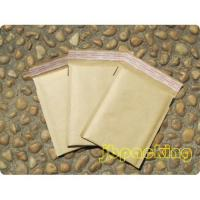Buy cheap Brown kraft bubble envelope,bubble mailers product