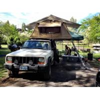 Buy cheap Family Travel Off Road Roof Top Tent Tear Resistant With High Density Foam from wholesalers