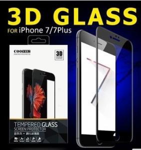 Buy cheap protetor de vidro moderado telefone celular da tela da tampa completa de 3D 0,15 milímetro 9H para Iphone 7/7plus product