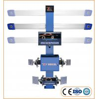 Buy cheap Double LCD Auto Trucking T268 3D Car Wheel Aligner product
