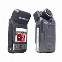 Buy cheap Car Video Recorder with Full HD 1,280 x 720 P at 15fps, Mini USB Port/HDMI and 2.0-inch Monitor product