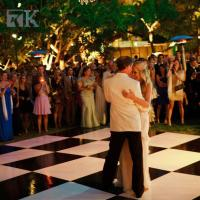 Buy cheap wedding venue Wood Parquet Dance Floor for anniversaries product