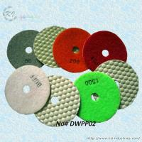 Buy cheap Dry Polishing Pads for Granite and Concrete (Diamond Grits# 50 ~ Buff) product