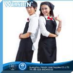 Promotional Guangzhou women household kitchen apron promotion aprons