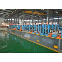 Buy cheap Fully Automation ERW Tube Mill High Speed Ms Pipe Making Machinery from wholesalers