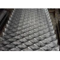China Aluminum expanded metal mesh wholesale