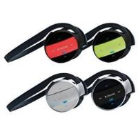 Buy cheap 4.0 Bluetooth Noise Cancelling Headphones Over The Head With Multi-color For Apple     Spe product