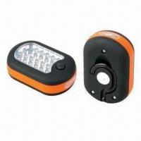Buy cheap 24 + 3 LED work light, works with 3 x AAA batteries product