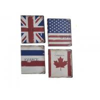 China 8276 Loose leaf notebook A5 size(National flag style) wholesale