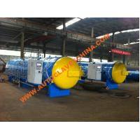 Buy cheap Pressure vessel rubber vulcanizing autoclave product