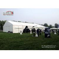 Buy cheap White PVC Sidewalls 20x25 Outdoor Party Tent For With Decoration For Reception product