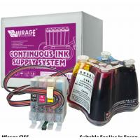 China CISS (continuous ink supply system) for Epson R290 on sale