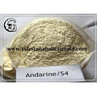 Buy cheap SARMs White Powder  Andarine/S4/GTx-007 for Increasing Muscle Mass product