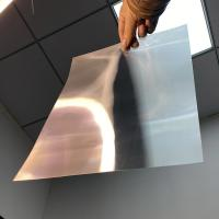 Buy cheap Hot Sale Factory supply 100 lpi 3D Plastic Lenticular Lens Sheet with Adhesive for 3D Lenticular Advertising Poster product