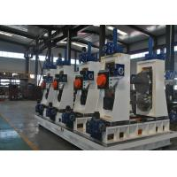 Buy cheap Full Automatic Square Tube Mill Line ERW Pipe Making Machine 1-10m/min product