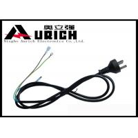 Buy cheap IRAM 2073 Argentina AC Power Cord 3 Pin With H05VV F Wire For TV Power Supply product