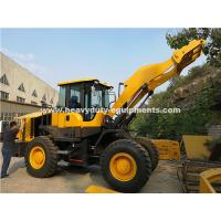Buy cheap 938 Wheeled Frond End Loader With 40km/H Max.Speed Of Yj315 Transmission Grab from wholesalers