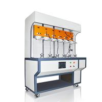 Buy cheap TUV VDE Horizontal Flammability Tester UL ZY6030C Robot Cable Vertical Torsion product