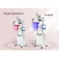 Buy cheap Light Therapy Diode Laser Hair Growth Machine For Improve Scalp Health / Transplant Hair Survival product