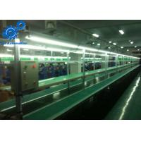 Buy cheap Two Side Electronics Assembly Line , MP3 Manual Assembly Line PVC Belt product
